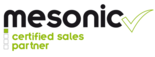 Logo mesonic certified sales partner