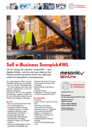 Sell e-Business Scanpick4WL