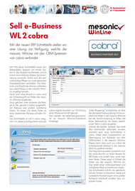 Sell e-Business WL2cobra